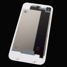Battery Cover Back Rear Door Glass Case Replacement For iPhone 4 4G GSM ATT