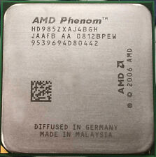 AMD Phenom X4 9850 2.5GHZ Quad Core Socket AM2+ CPU HD985ZXAJ4BGH Tested