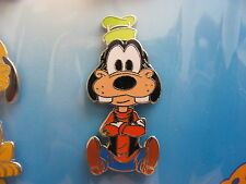 Disney Trading Pin 102835: Big Head Art Booster Set Goofy Only