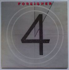 "FOREIGNER Four ""4"" 1981 OZ Atlantic VG++/VG++"