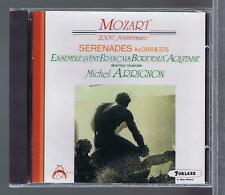 MOZART CD NEW SERENADES KV 388 .375 MICHEL ARRIGNON