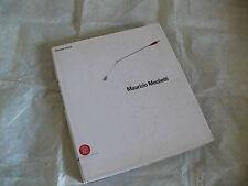 GERMANO CELANT MAURIZIO MOCHETTI PRIMA EDIZIONE 2003 SKIRA ARTE MONOGRAFIA