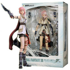 Final Fantasy XIII Square Enix PS3 / XBox Action Figure Lightning Unopened NEW