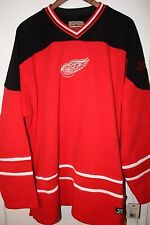 Detroit Red Wings practice jersey mens XL new with tag