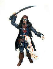 """Disney Pirates of the Caribean Movie JACK SPARROW  6"""" detailed action figure toy"""