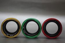 Petriflex Petri Lens onto Sony E mount Adapter  (NEX5, A7R, FS100)