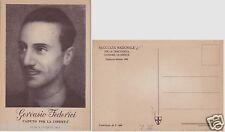 # PERSONAGGI - POLITICA: 1948 GERVASIO FEDERICI  - DEMOCRAZIA CRISTIANA