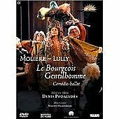 MOLIERE; LULLY: LE BOURGEOIS GENTILHOMME NEW & SEALED