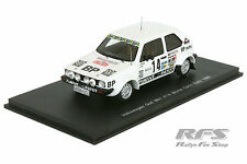 Volkswagen VW Golf I - Team BP  Therier Rallye Monte Carlo 1980  1:43 Spark 3210