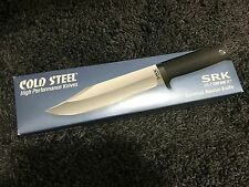 Cold Steel SRK San Mai III Fixed Blade Knife 38CSM VG-1 San Mai III with Sheath