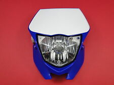 YAMAHA WR YZ 125 250 450F LIGHT ASSY HEADLIGHT Head Lamp Faro Fanale Maske Lampa
