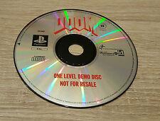 Doom – one level Demo Disc (PlayStation 1 (ps1), pal versión,) rar