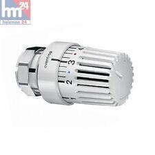 """Oventrop Thermostatkopf """"Uni LV"""" (Vaillant) 1616001 weiß mit Klemmverbindung"""