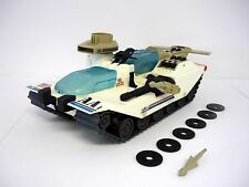GI JOE AVALANCHE Vintage Action Figure Vehicle COMPLETE 1990
