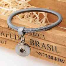 2016 HOT Spring bracelets drill fit for DIY noosa button snaps chunk  HU02