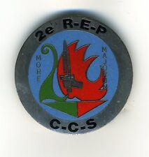 2e R-E-P/C-C-S - Pin - BC Patch Cat No m0476