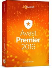 AVAST PREMIER 2017 Antivirus Security Activation Till 2022 FAST SHIPPING