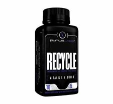 RECYCLE by Purus Labs Testosterone Booster PCT Hormone Exhilirator 100 Caps