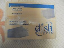 Dish Network Satellite Receiver Serial Number WDECNKT473ZD