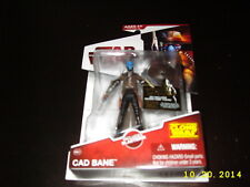STAR WARS THE CLONE WARS RED & WHITE CARD CAD BANE CW22 mint!