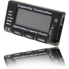RC CellMeter-7 Digital Battery Capacity Test Checker LiPo LiFe Li-ion NiMH Nicd