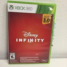 NEW  Disney Infinity 3.0 Xbox 360 GAME ONLY- NO FIGURES OR BASE