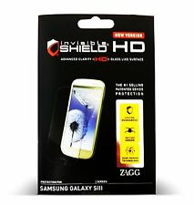 InvisibleShield for Samsung Galaxy SIII HD Screen Protector  Zagg