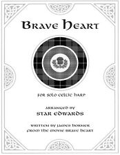 Brave Heart Solo Celtic Harp Music