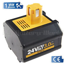 3.0Ah 24V battery for Panasonic 24v SDS Hammer Drill Rechargeable battery Ni-Mh