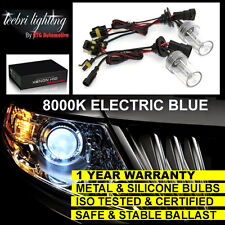 FOR HONDA PRELUDE S2000 NSX MAIN BEAM H1 XENON HID CONVERSION KIT 8000K BLUE