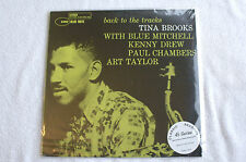 Tina Brooks Classic Records Blue Note BST 84052 45rpm set - 4 one-sided M/M- LPs