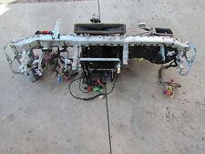 2001 Audi A4 B5 Heater Core AssemblyDash Reinforcement w/ Wiring