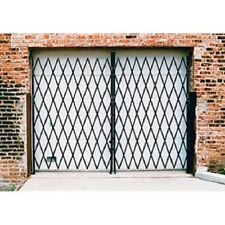 NEW! Double Folding Security Gate 12'W x 7H!!