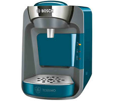 NUOVO Bosch Tassimo BLU tas3205gb SUNY HOT DRINK COFFEE Drinks MACCHINA MAKER