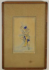 Bertha Boynton Lum (American,1869-1954)  Woodcut Block Signed Dated