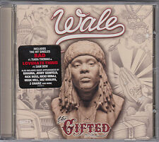 Wale The Gifted (Clean Version) CD '13 (never played)