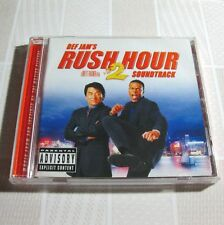 Rush Hour 2 Soundtrack Def Jam's JAPAN CD #AF02