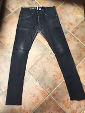 """Hommes noir skinny jeans-h&m - taille 34"""""""
