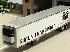 1/64 DCP SIMON TRANSPORT 53' CARRIER REEFER TRAILER