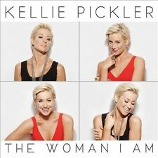 The Woman I Am 2013 by Kellie Pickler -ExLibrary