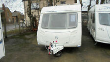 Swift Coastline 470 SE Touring Caravan