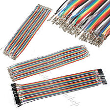 30cm 40pcs Female-Female Dupont Reed Breadboard Jumper Cable Wire Line Connector