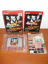 James Bond 007 GoldenEye (Golden Eye) Nintendo 64 N64 NTSC-J Japan Japanese