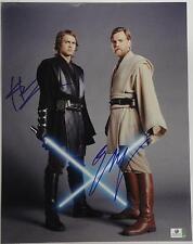 Ewan McGregor & Hayden Christensen ++ Autogramm ++ Star Wars ++