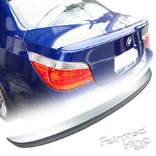 Painted BMW E60 5-Series M5 Style Trunk Spoiler Rear Wing 04-10
