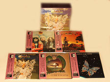Barclay James Harvest - 5 Mini LP CD Japan 2006 + Promo-Box VERY RARE OOP!!!!!!!