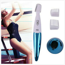Women Electric Shaver Bikini Face Legs Eyebrow Trimmer Hair Shaver Remover WB