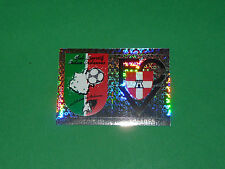 N°289 A-B BADGES CS SEDAN ARDENNES VALENCE PANINI FOOT 93 FOOTBALL 1992-1993