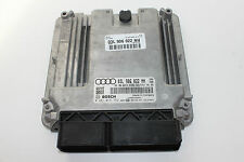 MOTORE dispositivo di controllo ECU AUDI q5 0281015752 03l906022nh edc17cp14-2.2 in cambio