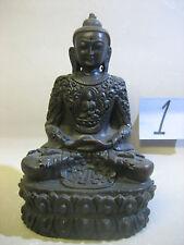Vintage handmade Buddha figurine